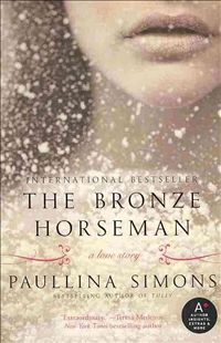 The Bronze Horseman...this trilogy is absolutely my favorite ever!!