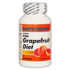 good n natural klb6 grapefruit diet plan