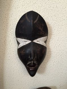 A personal favorite from my Etsy shop https://www.etsy.com/listing/231103021/african-mask