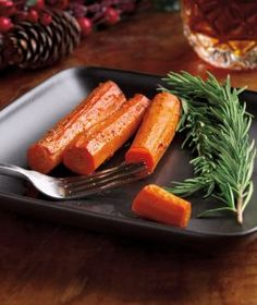 These Crockin' Carrots are sure to be a hit at any feast!
