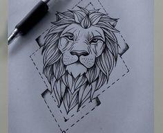22 tipos de tatuagem de leão para se inspirar tatuagem masculina