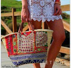 Fetiche bag Ibiza style