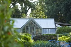 The PIG Hotel in Kent is home to an envious kitchen garden. At the heart of the garden is an Alitex Ickworth Greenhouse.