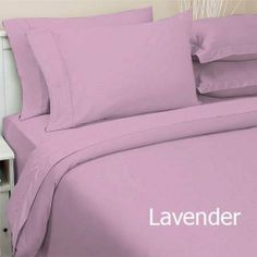 """600 Thread Count Egyptian Cotton Solid Lavender Twin XXL Bed Skirt by Scala. $38.99. 1 Bed Skirt. Set Includes: 1 Twin Size Bed Skirt 39"""" X 75"""" with 15"""" drop, Tailored style, split corners, Material: 100% Egyptian cotton,Sateen finish Bed Skirt, Single-ply, Care instructions: Machine washable."""