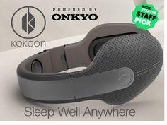 The ultimate sleep sanctuary: Kokoon EEG headphones project video thumbnail