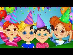 Дін Ден Дон – Веселі Дитячі пісні Українською мовою – З Любов'ю до дітей - YouTube