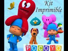 Pocoyo español latino - Pocoyó serie de animación nuevo 2015 - de dibujo...