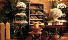 decoração provençal rustico casamento - Pesquisa Google
