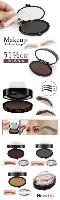 Eyebrow Enhancers Back To Search Resultsbeauty & Health Diligent Natural Arched Eyebrow Stamp Eyes Brow Stamps Powder Palette Beauty Makeup Tool Seal Waterproof Professional Eyebrow Stencils