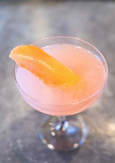 10 Summer Cocktail Recipes from New York City's Hottest Restaurants | Martha Stewart Living - This cocktail is a simple take on a grapefruit margarita. The Senor Chaddock features Cimarrón Tequila Blanco as the base, which has a drier profile than other tequilas. This specific tequila is made from 100% Jalisco Highland agave from Atotonilco, grown on the high hillsides and slow roasted, resulting in a bright, forward flavor.