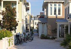 Seaside, a Florida Panhandle Beach Community by UGArdener, via Flickr