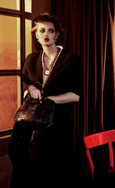 Lindsey Wixson Nielsen by Giampaolo Sgura for Vogue