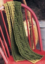 Scarves to Crochet and Knit for Fall  Read more at http://www.favecrafts.com/Wearable-Crafts/21-Wearable-Fall-Craft-Ideas/ml/1#6vTdLciZ3q3fg2Rz.99