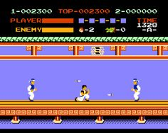 Kung Fu NES RGB: Kung Fu the Review