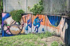 REPORTAGEM  Inventário urbano A chamada arte de rua ganha novo fôlego com plataformas digitais mapeando sua produção e galerias da cidade incluindo em seu catálogo alguns dos mais famosos e produtivos artistas do segmento