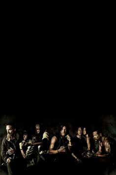 The Walking Dead, S5 please start already....this just proves it oct is the best