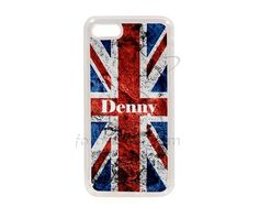 Cover in Silicone iPhone 7 London style
