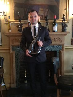 Our Sommelier of the month for June 2015 is Zigmars Grinbergs, Head Sommelier at Hotel du Vin Brighton. Click this photograph to view a selection of questions which Zigmars has very kindly answered for us.