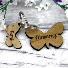 Personalised Keyring for Mum-Mother s Day Keyring-Mummy  mothersdaygifts  Name Keyrings 5cb2c67e1