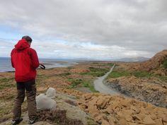 #Leka. #Norways #Geological National Mounument.  Photo: kystriksveien Reiseliv. www.kystriksveien.no #kystriksveien #trondelag #Namdal