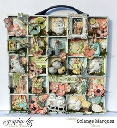 Springtime Configuration Box by Solange Marques- Graphic 45  Once Upon a Springtime (1)-1