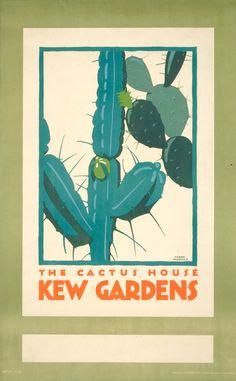 The Cactus House - Frank Newbould