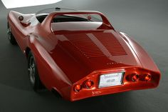 Chevrolet Corvair Monza SS 1963