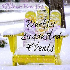 Hilltown Families List of Weekly Suggested Events in western Massachusetts for January 4th-10th, 2014