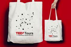 TEDx TOURS - Totebag 2016