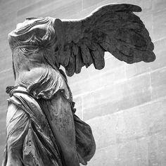Winged Victory (Nike) of Samothrace - Musée du Louvre