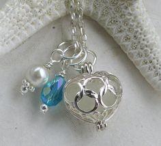 Sea Glass Necklace Sea Glass Jewelry Sea by beachglassgonewild, $21.95