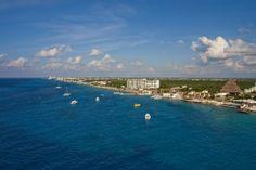 Destino para disfrutar de la cultura, pero también de la increíble naturaleza tropical. #Cozumel, en la #RivieraMaya, se destaca por sus tranquilas playas y sus asombrosos paisajes. http://www.bestday.com.mx/Cozumel/ReservaHoteles/