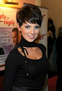 We share more than Beautiful Pixie hairstyles for women. These Pixie hairstyles hit the season. Short Sassy Haircuts, Short Hair Cuts, Short Hair Styles, Pixie Cuts, Edgy Pixie, Pixie To Bob, Bob Haircuts, Pixie Hairstyles, Hairstyles Videos