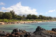 Kamaole Beach Park III...my actual favorite beach to hang out, get some sun and snorkel and very close to home ;)