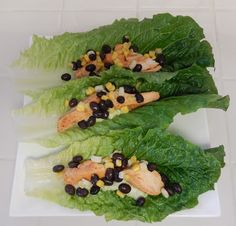 twww.theworldaccordingtoeggface.com Southwestern Lettuce Wrap Taco and 2 other protein packed, quick, easy, no-cook, family friendly, delicious dinner ideas (recipes on the blog - w/ad: Foster Farms Chicken