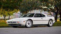 Auction Block: 1981 BMW M1 Coupe | HiConsumption