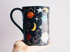 Handmade Ceramic Mug by GungaCeramics on Etsy