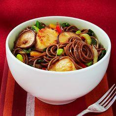 "Buckwheat Noodle ""Chow Mein"""