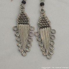 Maasai-Market-Africa-Kenya-Jewelry-Silver-Wire-Masai-Bead-Spiral ...