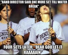 band problems