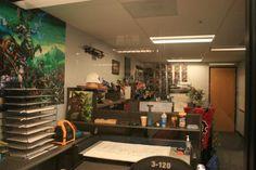 Blizzard Entertainment   The Office Snapshots Tour