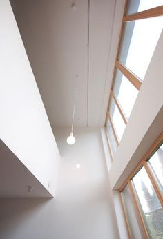 Denc WEYNGAERT 1 Trap, Cribs, House Ideas, Ceiling Lights, Living Room, Lighting, Home Decor, Cots, Decoration Home