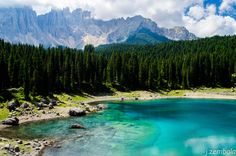 somewhere in Dolomites