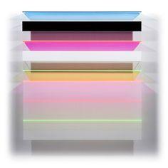 Christian Haub, Float For Odetta, 2014, Cast acrylic sheet, 52 x 48 x 4 1/2 inches #pagebondgallery #christianhaub #art #contemporaryart #sculpture #acrylic #color #artgallery #gallery #richmond #rva