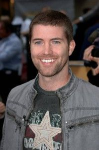 Country singer, Josh Turner.  He has such a wonderful voice!