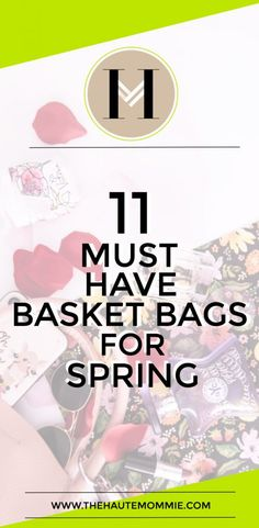11 Basket Bags You N