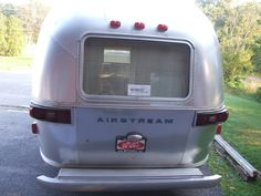 personally i like rounded the shape of the Airstreams Airstream, Safari, Shape, Travel Trailers