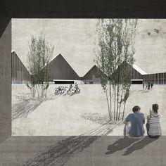 TEd'A arquitectes-escola riaz-gruyère-05 render-300