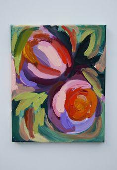 Planted - Original Acrylic Painting