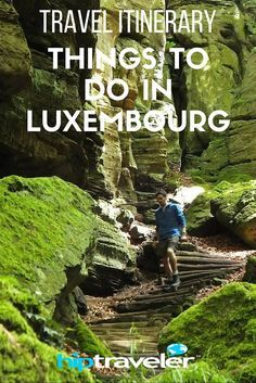 Enigmatic Luxembourg | This Travelogue Focuses Largely On The Eastern Side Of The Country And The Grand Duchy's Capital, Luxembourg City. Whilst There Are Accommodations In All Of The Settlements That I Mention, It Is Certainly Possible To Use The Nation's Capital As A Base | Hip Traveler Travel Guides: